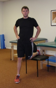 Golf Hip Rotation