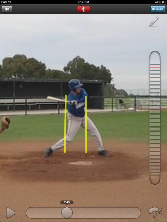 Baseball Swing Analysis Video Analysis And Sports
