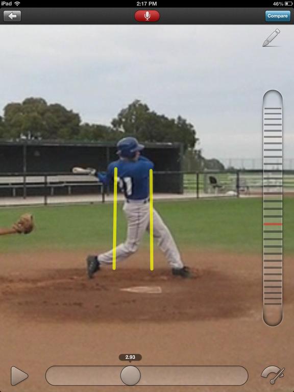 Free Baseball Swing Anlaysis Video Analysis And Sports
