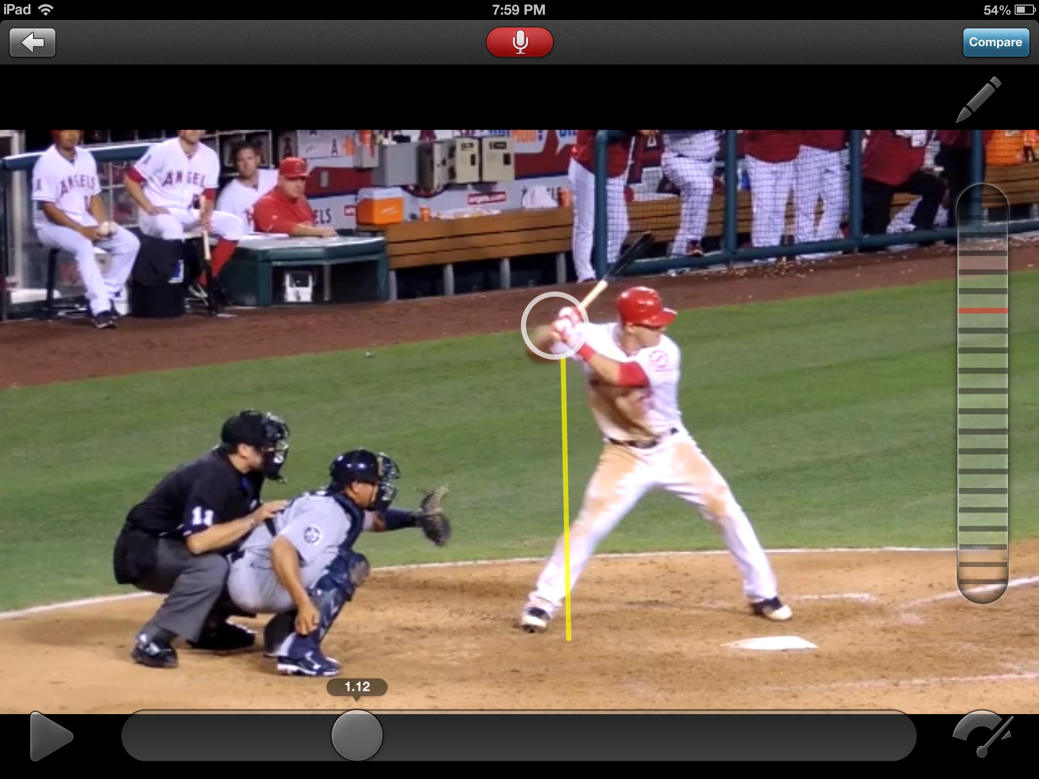 Ubersense Baseball Video Analysis And Sports Coaching